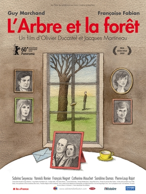 L'arbre et la forêt - French Movie Poster (thumbnail)