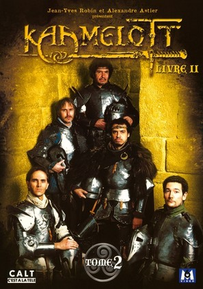 """Kaamelott"" - French DVD cover (thumbnail)"
