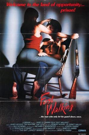Fast-Walking - Movie Poster (thumbnail)
