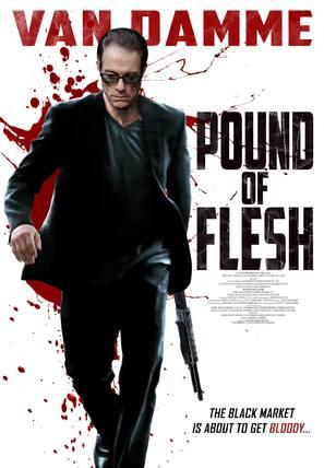 Pound of Flesh - Movie Poster (thumbnail)