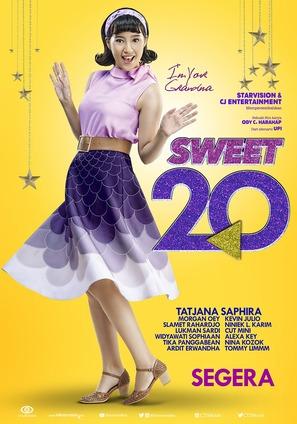 Sweet 20 Aka Miss Granny