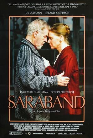 Saraband - Movie Poster (thumbnail)