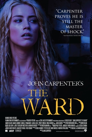 The Ward - British Movie Poster (thumbnail)