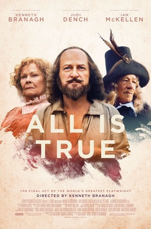 All Is True - British Movie Poster (thumbnail)