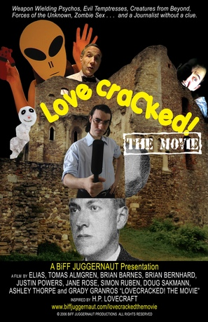 LovecraCked! The Movie - Movie Poster (thumbnail)