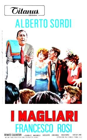 I magliari - Italian Movie Poster (thumbnail)