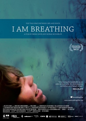 I Am Breathing - British Movie Poster (thumbnail)