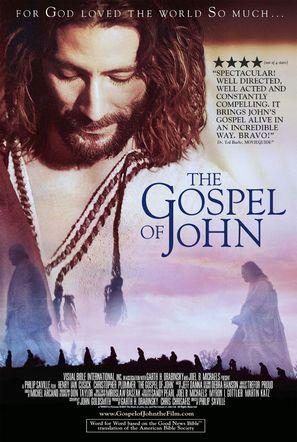 The Gospel of John - poster (thumbnail)