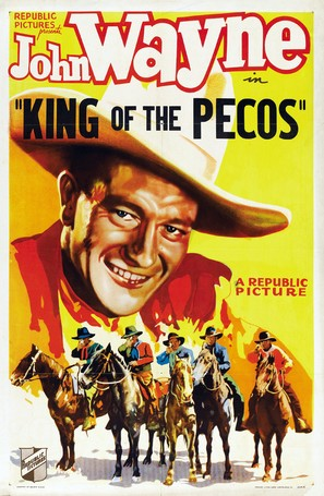 King of the Pecos - Movie Poster (thumbnail)