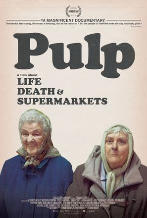 Pulp - Movie Poster (thumbnail)