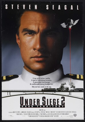 Under Siege 2: Dark Territory - Movie Poster (thumbnail)