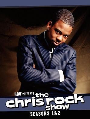 """The Chris Rock Show"" - poster (thumbnail)"