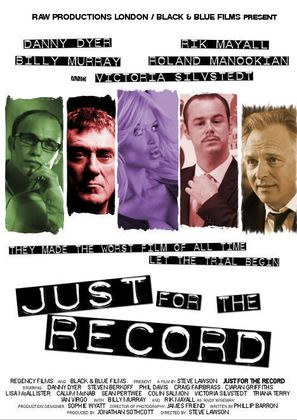 Just for the Record - British Movie Poster (thumbnail)