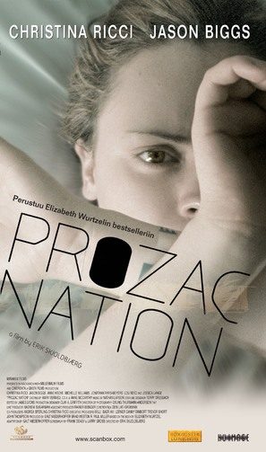 Prozac Nation - Finnish Movie Poster (thumbnail)