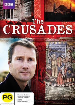"""""""The Crusades"""" - New Zealand DVD movie cover (thumbnail)"""