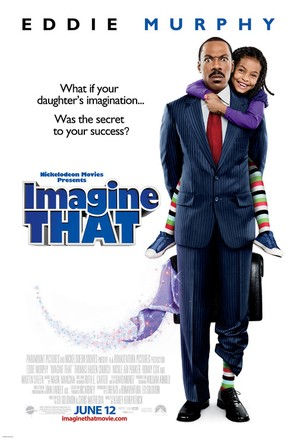 Imagine That - Movie Poster (thumbnail)