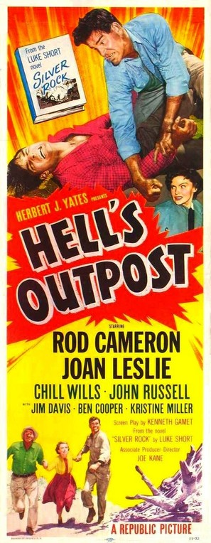 Hell's Outpost - Movie Poster (thumbnail)