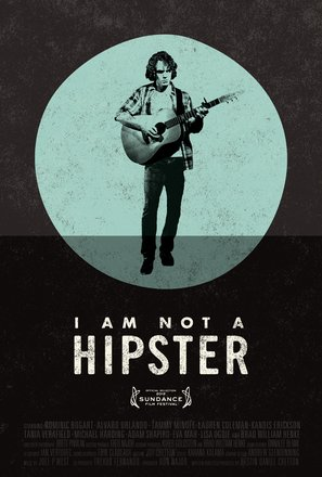 I Am Not a Hipster - Movie Poster (thumbnail)