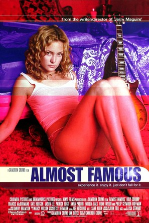 Almost Famous - Movie Poster (thumbnail)
