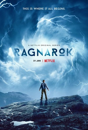 """Ragnarok"" - British Movie Poster (thumbnail)"