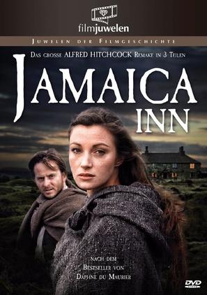 Jamaica Inn - German DVD movie cover (thumbnail)