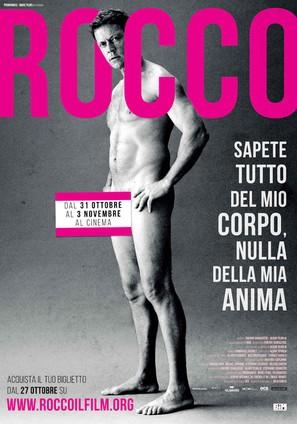 Rocco - Italian Movie Poster (thumbnail)