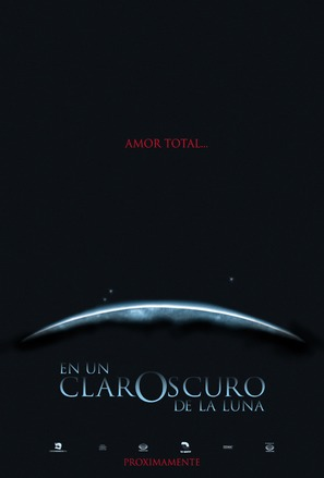 En un claroscuro de la luna - Mexican Movie Poster (thumbnail)