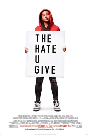 The Hate U Give - Movie Poster (thumbnail)