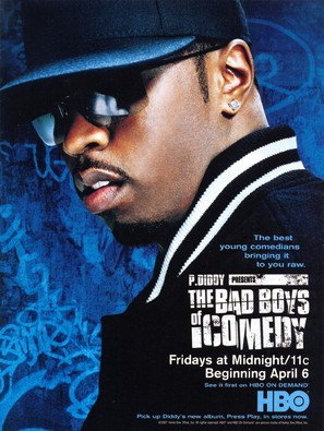 """""""P. Diddy Presents the Bad Boys of Comedy"""" - poster (thumbnail)"""