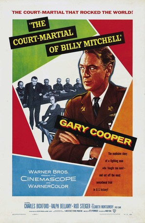 The Court-Martial of Billy Mitchell - Movie Poster (thumbnail)