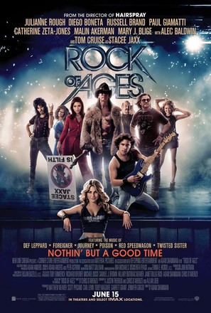 Rock of Ages - Movie Poster (thumbnail)