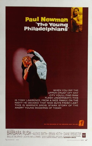 The Young Philadelphians - Movie Poster (thumbnail)