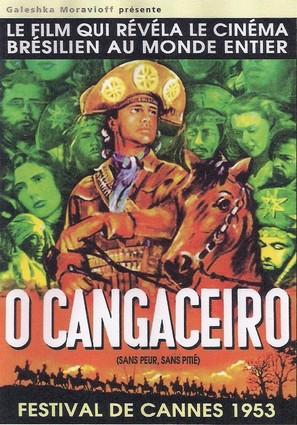 O Cangaceiro - French Movie Poster (thumbnail)