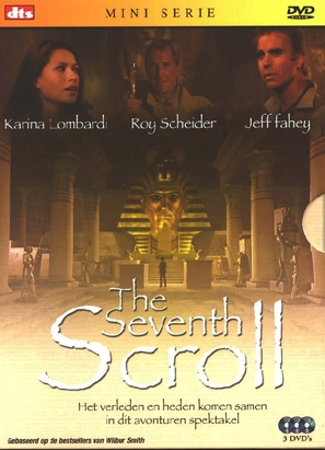 """The Seventh Scroll"" - Dutch Movie Cover (thumbnail)"