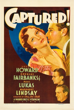 Captured! - Movie Poster (thumbnail)