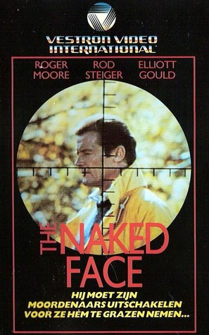 The Naked Face - Dutch Movie Cover (thumbnail)