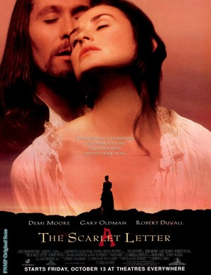 The Scarlet Letter - Movie Poster (thumbnail)