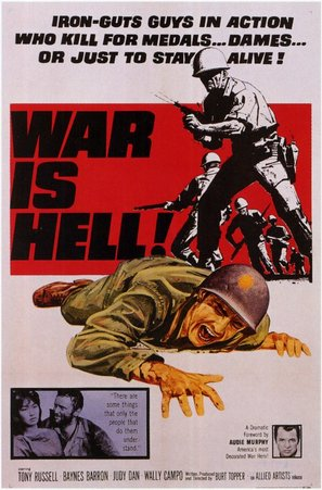 War Is Hell - Movie Poster (thumbnail)