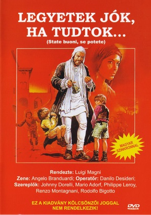 State buoni... se potete - Hungarian Movie Cover (thumbnail)