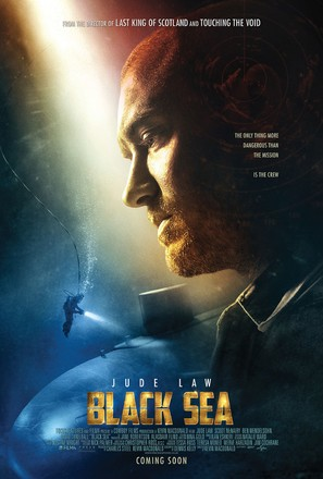 Black Sea - British Movie Poster (thumbnail)