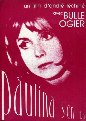 Paulina s'en va - French Movie Poster (thumbnail)