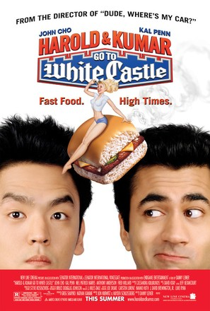 Harold & Kumar Go to White Castle - Movie Poster (thumbnail)