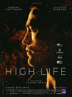 High Life - French Movie Poster (thumbnail)