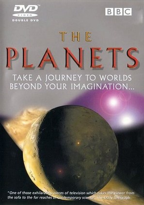 """""""The Planets"""" - DVD movie cover (thumbnail)"""