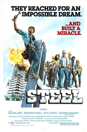 Steel - Movie Poster (thumbnail)
