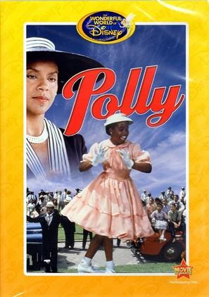 """Disneyland"" Polly - DVD movie cover (thumbnail)"