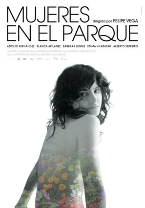 Mujeres en el parque - Spanish Movie Poster (thumbnail)