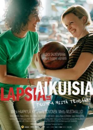 Lapsia ja aikuisia - Kuinka niitä tehdään? - Finnish Movie Poster (thumbnail)