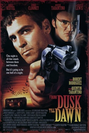 From Dusk Till Dawn - Movie Poster (thumbnail)