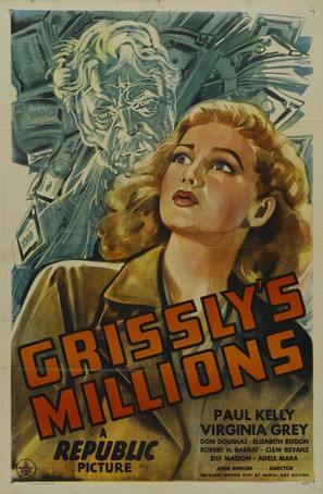 Grissly's Millions - Movie Poster (thumbnail)